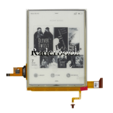 Display Lcd da 6 pollici e Touch Panel con retroilluminazione per Pocketbook 627 Touch Lux 4 PB627 Matrix per Pocketbook Touch Lux 4 627