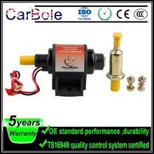 CaarBole 42S Micro Electric Fuel Pump 2-3.5 PSI - 28 GPH Gasoline Only