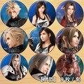58m abzeichen Final Fantasy VII Remake Tifa Lockhart Gainsborough Brosche