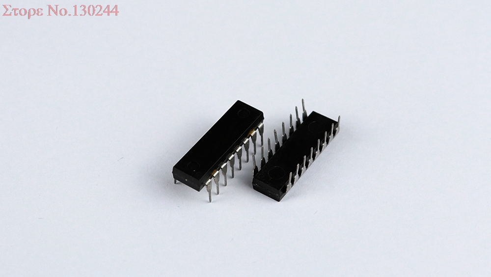 1pcs/lot MCP3008 MCP3008-I/P DIP-16 In Stock