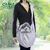 Luxury Cat Bag Travel Carrier Puppy Cage Women Cat Carrier Pouch Crossbody Bag Dog Transportin Gato Outdoor Pets Handbag b50