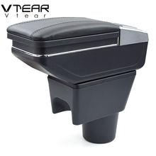 Vdéchirure – accoudoir pour renault dacia duster, boîte de rangement intérieure, boîte de contenu centrale, accessoires de décoration de style de voiture 2010 – 2015