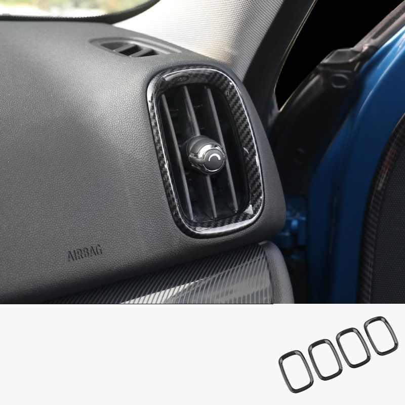 Auto Chroom Automovil Dashboard Control System Gear Interieur Mode Accessoires Mouldings Trim 18 19 VOOR MINI Countryman