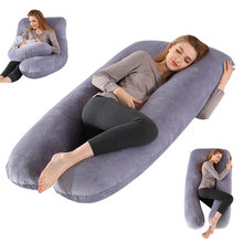 Модернизированный спальный Поддержка Беременная подушка для