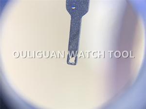 Image 2 - 시계 수리 도구 MSA 03.671 OMG 2500 운동 균형의 속도를 조정 시간을 조정