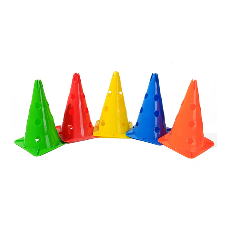 5Pcs/Lot Sport Rugby Training Cone Soccer Marker Disc Mark Football Barrier Multicolor Skating