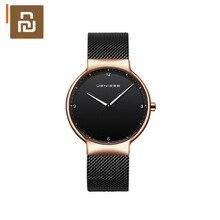 Xiaomi Youpin montre Simple mode décontracté Couple montre étanche montre à Quartz montre daffaires étudiant montre