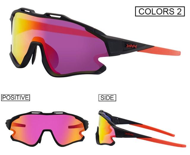 Gepolariseerde TR90 Frame Fietsen Eyewear UV400 Fietsen Bril Racefiets Zonnebril Mtb Mountain Fiets Goggles Gafas De Ciclismo