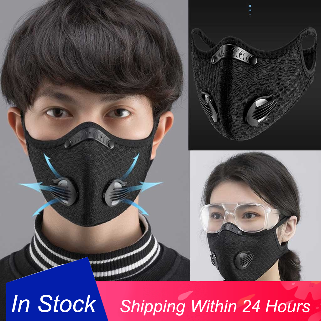Respirator Mouth Mask PM2.5 Breathable Face Mask Unisex Mouth Masque Protection Mask Mascherina Ffp3