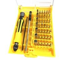45 in 1 Torx Precision Screwdriver Set For Mobile Phone Laptop PC Repair Tool Kit VDX99|Phone Repair Tool Sets|   -