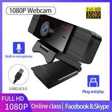 Camera Microphone Laptop Web-Pc Live Broadcast Desktop Video-Conference Digital Full-Hd