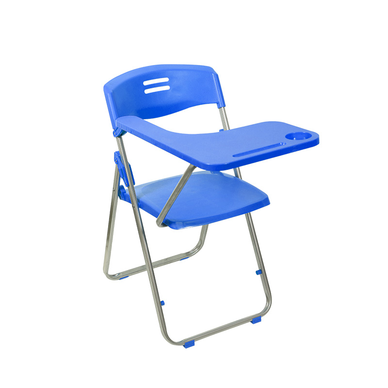 Upgraded Version With A Tablet Training Chair Folding Meeting Tutor Institutions Students Learning Writing Integrated Chair