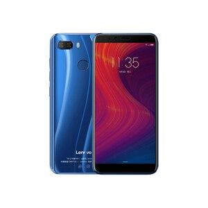 Image 4 - Global Versie Lenovo Mobiele Telefoon 3Gb 32Gb K5 Spelen Gezicht Id 4G Smartphone 5.7 Inch Snapdragon Octa core Achteruitrijcamera 13MP 2MP