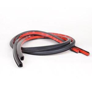 Image 3 - 2PCS Car Door Rubber Seal Strip Filler Car Door Weatherstrip For B pillar Protection Sealant Strip Sealant For Auto