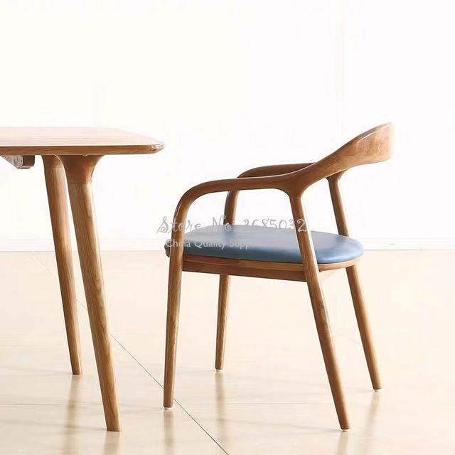 High Quality Classic Wooden Dining Chair  4