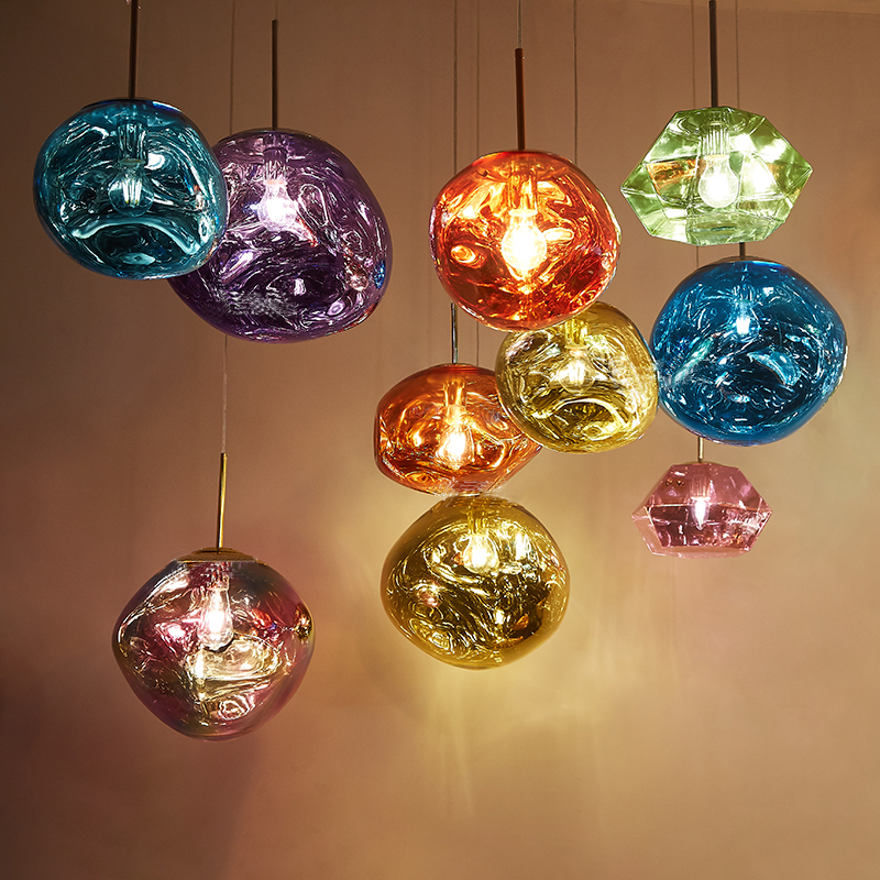 Nordic Design LED Pendant Lights LOFT Pendant Lamp Study Kitchen Fixtures Villa Stairs Duplex Apartment Living Room Indoor Decor