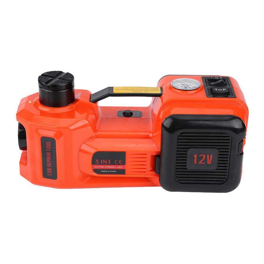 =5Ton 12V DC Automotive Car Electric Hydraulic Floor Jack Lift Garage And Emergency Equipment=