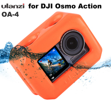 Ulanzi OA-4 Protective Colorful Water Floaty Case for DJI Osmo Action, Action Camera Accessories Swiming Snorkeling Surfing