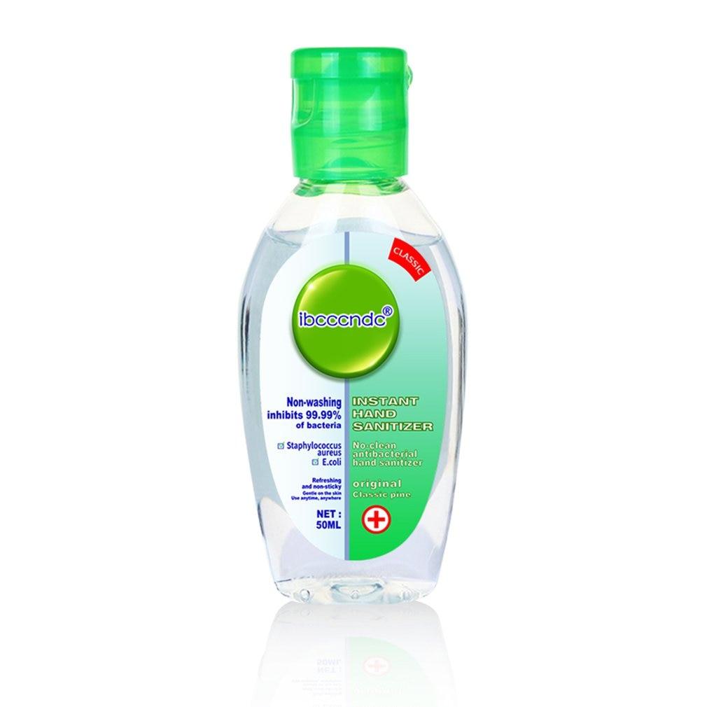 Hand Sanitizer Gel Tragbare Sterilisation praktische Antibakterielle Hand Sanitizer Einweg Hand Sanitizer