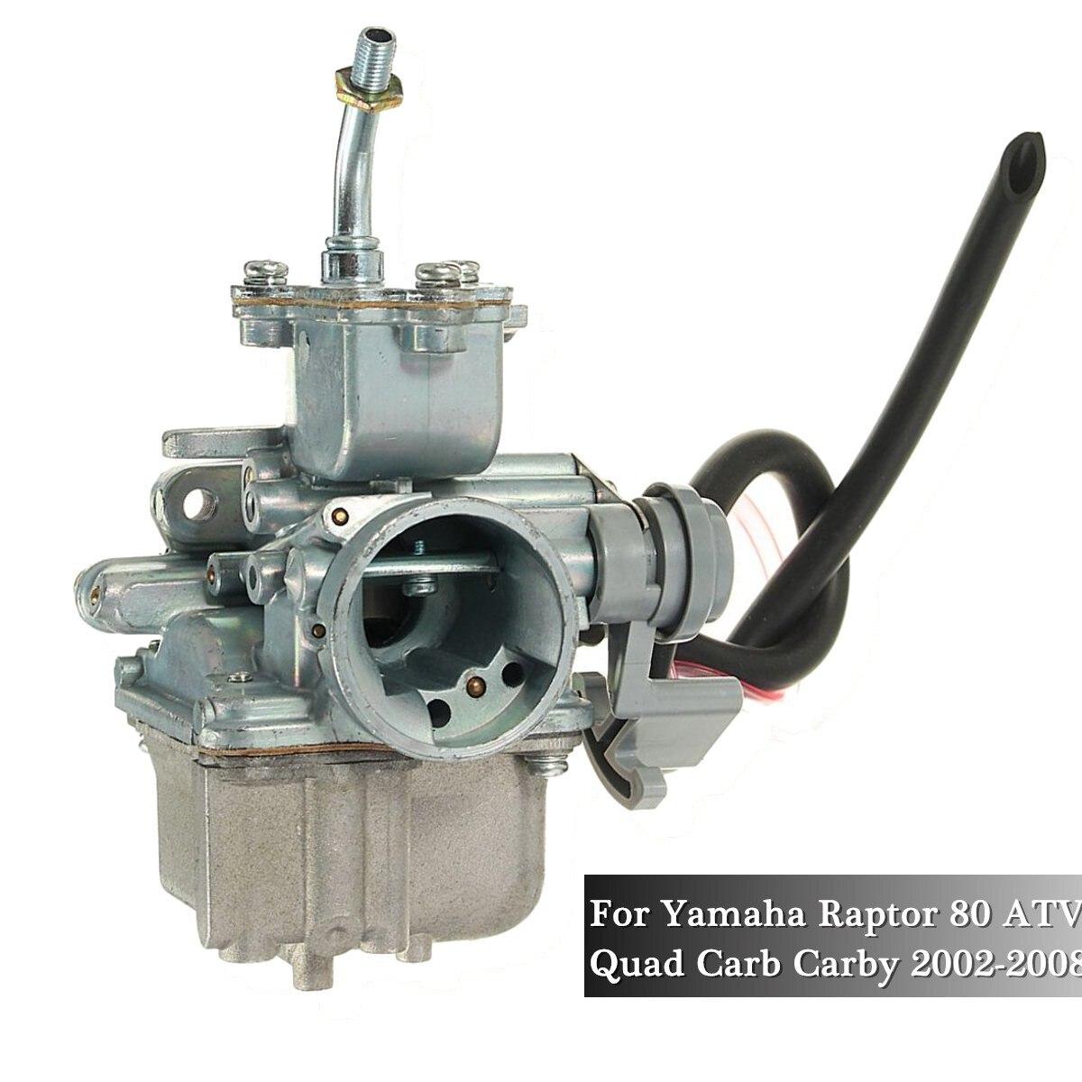 מתכת קרבורטור ערכת ZZP-FJIJF34 עבור ימאהה רפטור 80 טרקטורונים Quad פחמימות Carby 2002 2003 2004 2005 2006 2007 2008