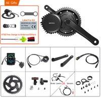 Bafang-kit de conversión de Motor de bicicleta eléctrica, 52V, 1000W, BBSHD, 40T, 42T, 44T, 46T, 46T, 8FUN
