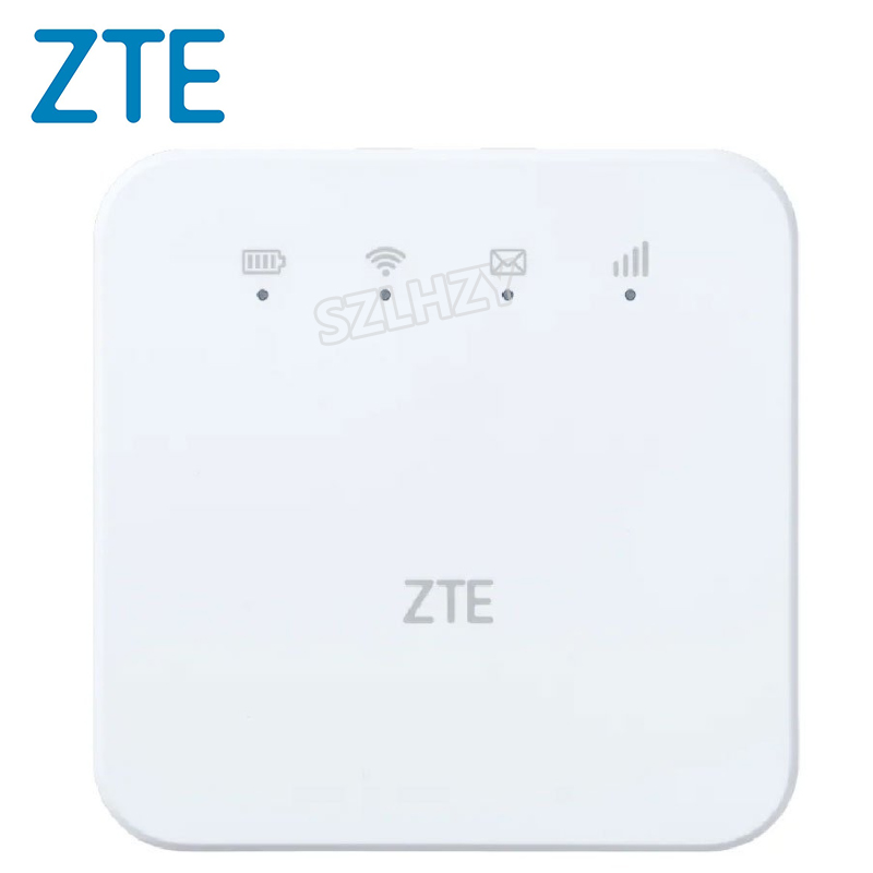 Unlocked ZTE MF927U 4G LTE Mobile WIFI Router 150Mbps 3G/4G Cat4 Mifi Hotspot Pocket Modem 2000mah Battery 10 Users PK E5573