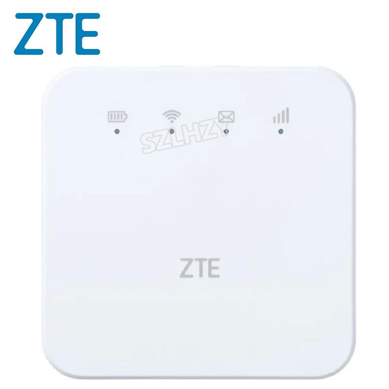 Unlocked ZTE MF927U 4G LTE Mobile WIFI Router 150Mbps 3G/4G Cat4 Mifi Hotspot Pocket Modem 2000mah Battery 10 Users PK E5573