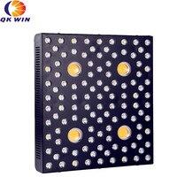 Qkwin MUSA COB led grow light 2000W bridgelux chip COB 380W true power add double chip leds dual LENS for high par value