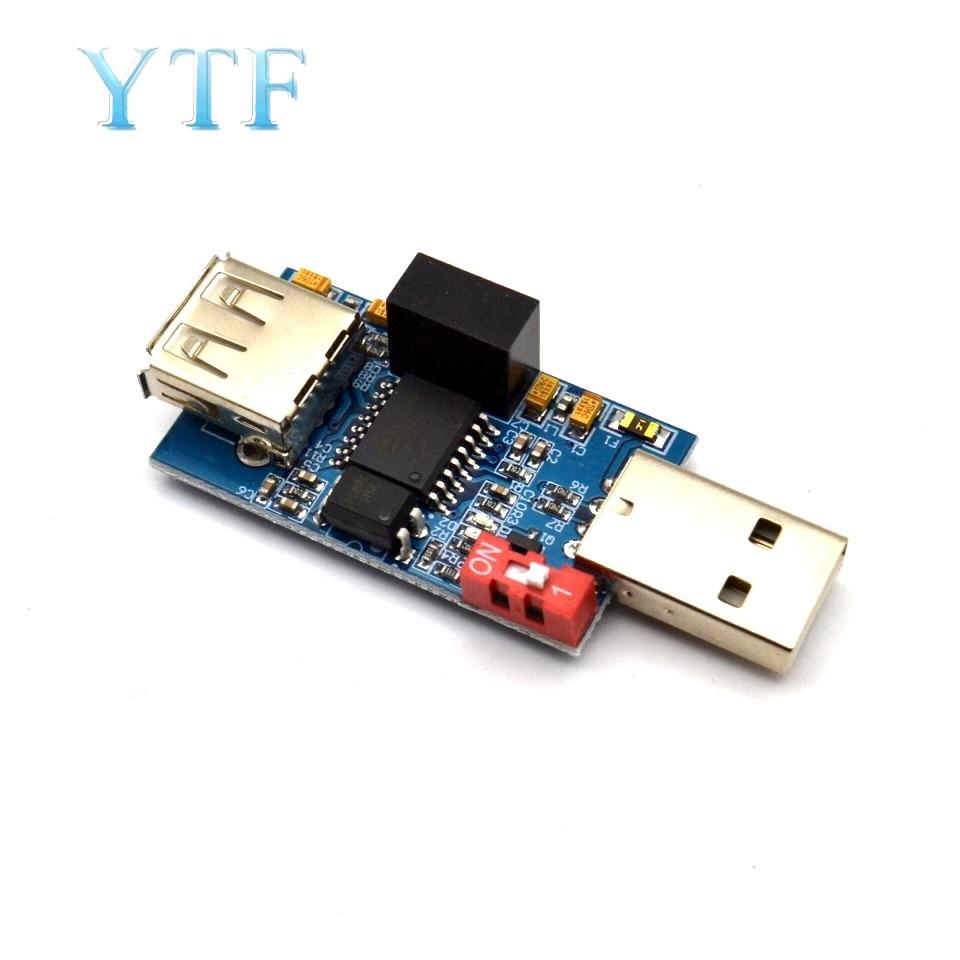 2500V ADUM3160 USB Isolation Module USB To USB Coupling Protection Board USB Isolator