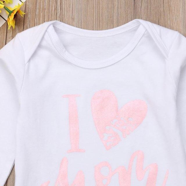 Newborn Infant Baby Girl Set 5