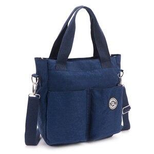 Image 2 - Nuovo arriva moda casual in nylon impermeabile sacchetto del messaggero della spalla #6371