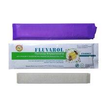 FLUVAROL fluvalinate varroa רצועות 20 רצועות Fishbee דבורה רפואה עם תמציות צמחים סיניות עבור רוסית apicultura varroa