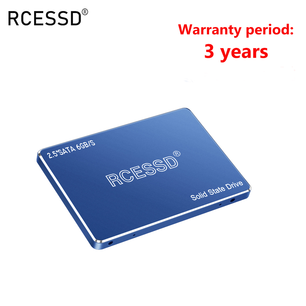 RCE SSD 1tb 120gb 240 gb 480gb 2tb HDD 2.5'' SSD SATA SATAIII 512gb 256gb 128gb Internal Solid State Drive for Laptop