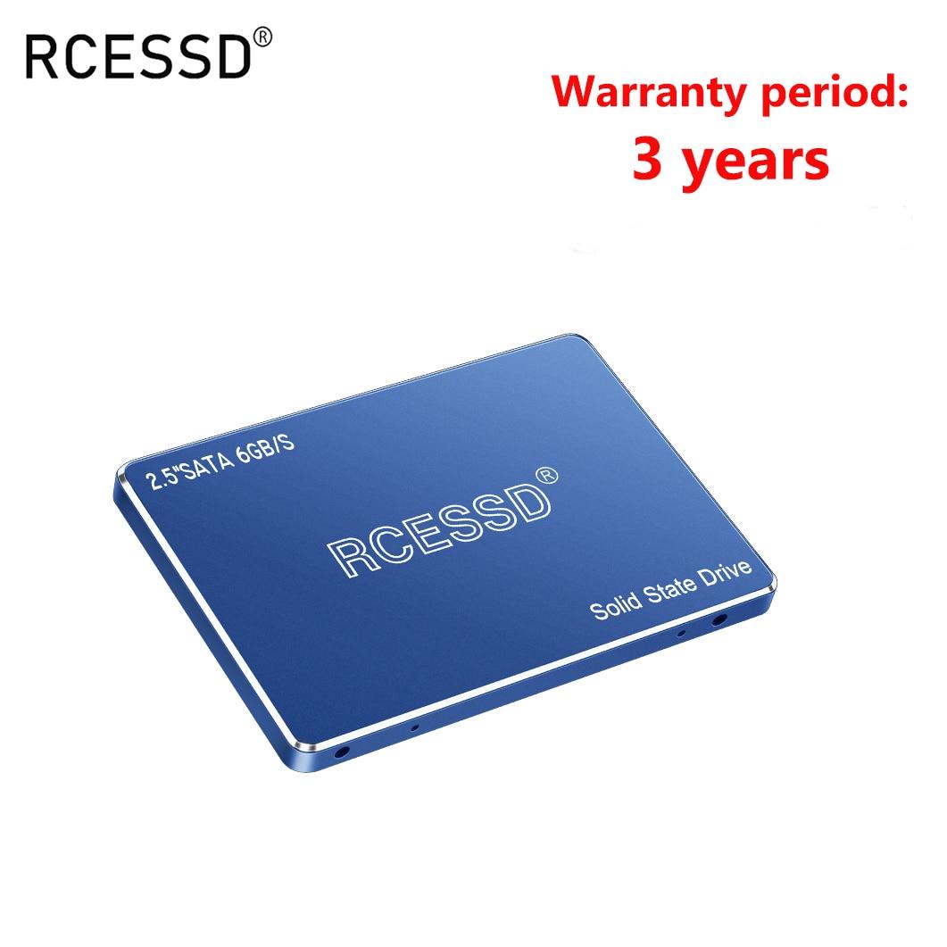 RCE SSD 1tb 120gb 240 gb 480gb 2tb HDD 2.5'' SSD SATA SATAIII 512gb 256gb 128gb Internal Solid State Drive for Laptop