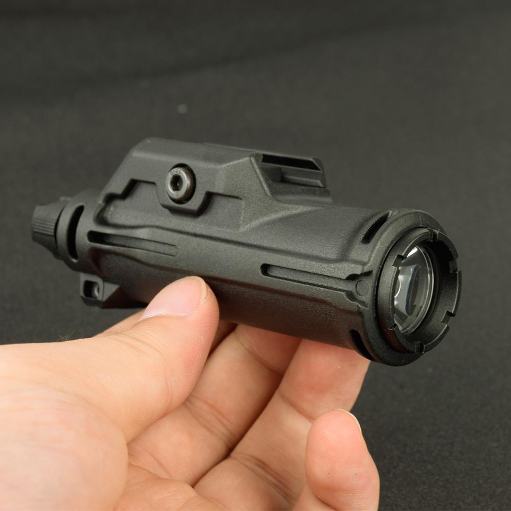 tatico xh15 pistola luz led lanterna rapida implantar coldre arma luz para glock caca airsoft com