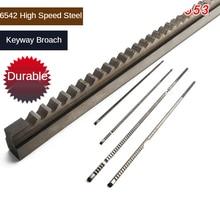 M3 18-30 Broach high precision high quality standard M3 high speed steel