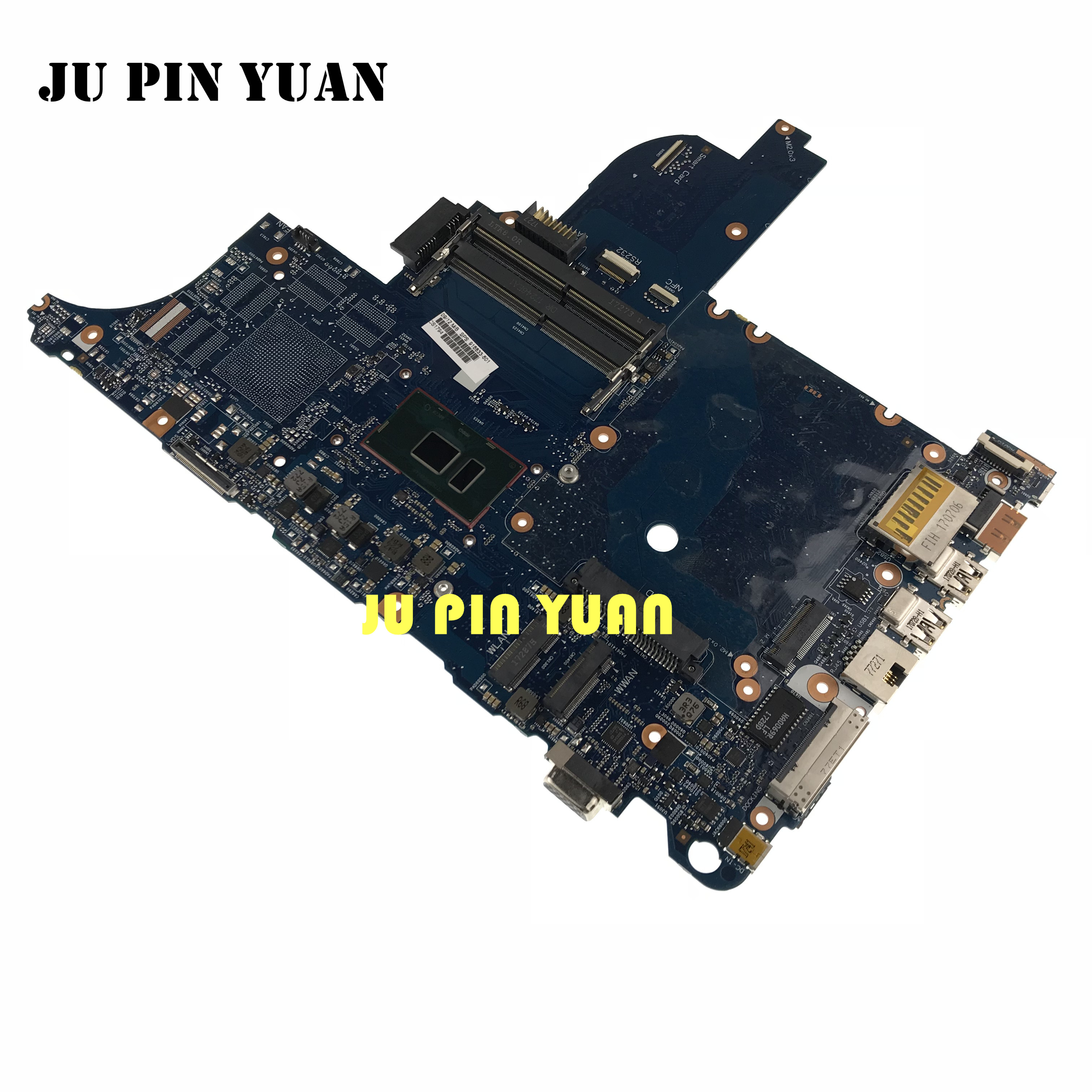 916833-601 916833-001 Laptop motherboard For HP ProBook 640 G3 <font><b>650</b></font> G3 Notebook PC <font><b>i5</b></font>-7200U 6050A2860101-MB-A01 fully Tested image