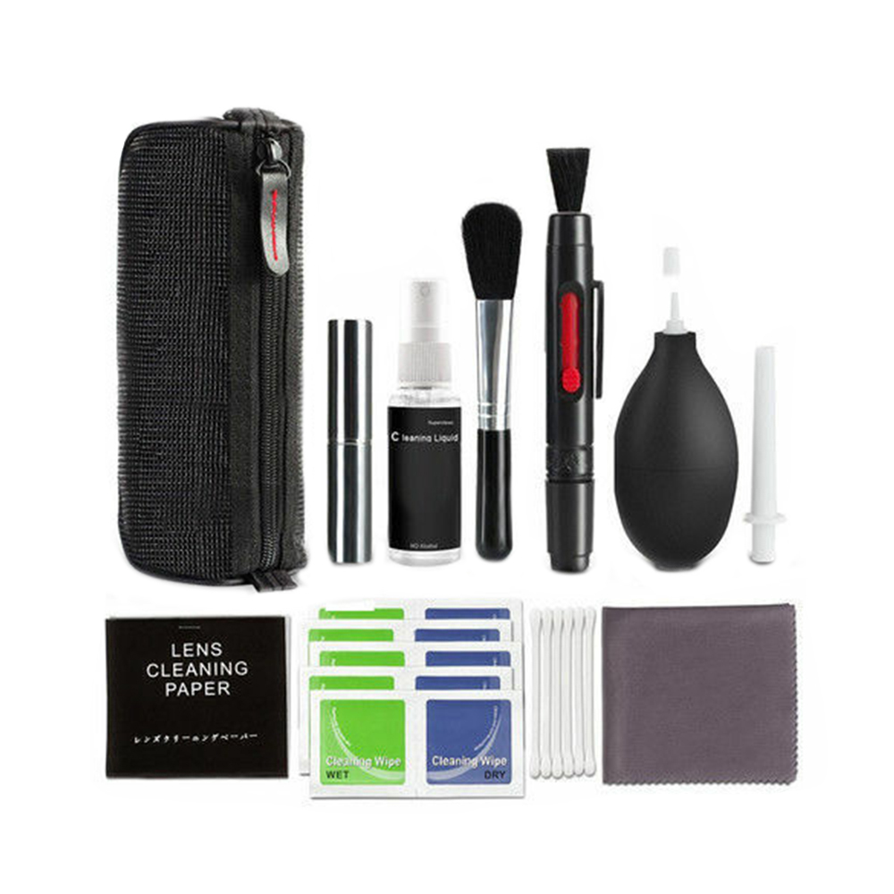 1 Set Professional Camera Cleaning Kits for DSLR/SLR Lens New Hot Plastic Clean Sets