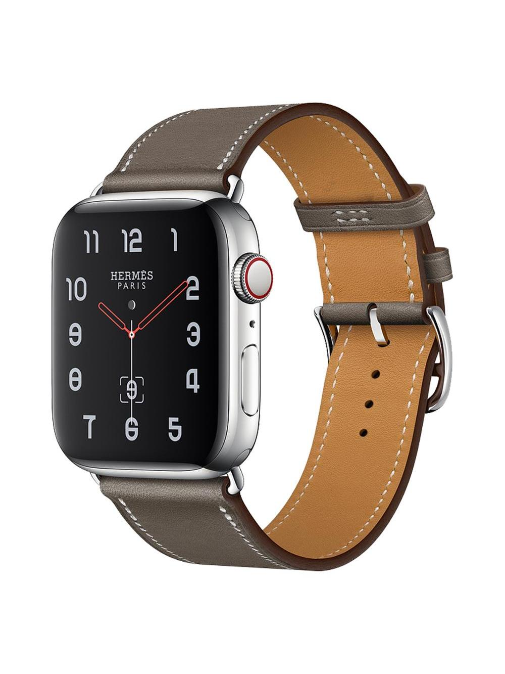 High quality Leather loop for iWatch 40mm 44mm Sports Strap Single Tour band for Apple