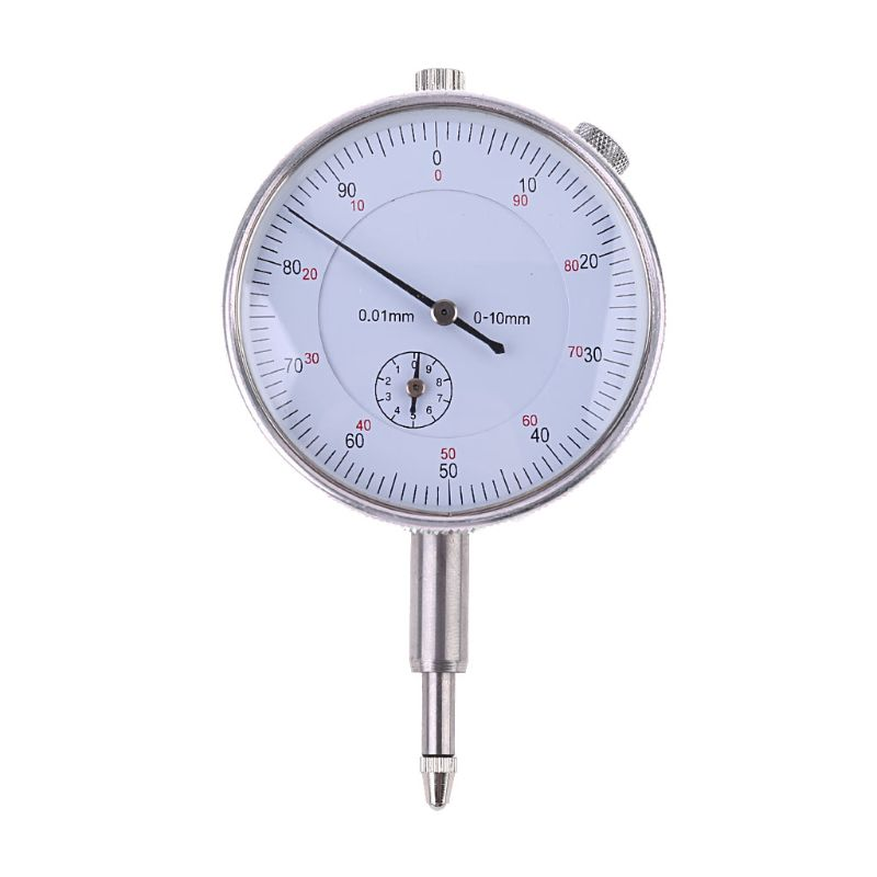 New Measurement 0.01mm Accuracy Instrument Dial Precision Tool Indicator Gauge