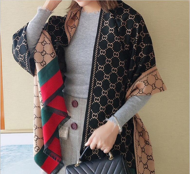 Fashion New Winter Scarves Women Long Shawls Comfortable Warm Pashmina Scarfs For Lady