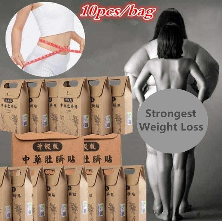 Medicina Tradizionale Cinese Che Dimagrisce Navel Sticker Slim Patch di Perdita di Peso Brucia Grassi Anti Cellulite Corpo Viso Strumenti di Lifting