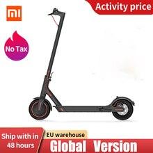 Электрический скутер Xiao mi jia Pro с управлением через приложение, Ховерборд, Умный складной mi скейтборд, KickScooter, аккумулятор 45 км, 12800 мАч
