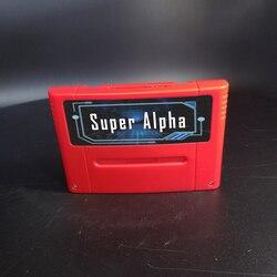 سوبر ألفا لعبة خرطوشة ل 16 بت لعبة فيديو وحدة التحكم بطاقة الألعاب نجم المحيط كيربي حلم الأرض 3 ستار فوكس ميجا مان X2 X3
