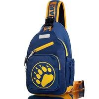 1 Set (1 briefs & 1 bag & 1 vest) Men's Plus Size Bear Claw Briefs Gay Bear Paw Adjustable (90cm 130cm) Bag One Bear Tank Tops