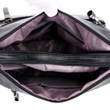 Women's handbag Female leather shoulder bag luxury handbags women bags designer women bag over shoulder sac a main Ms tote bag