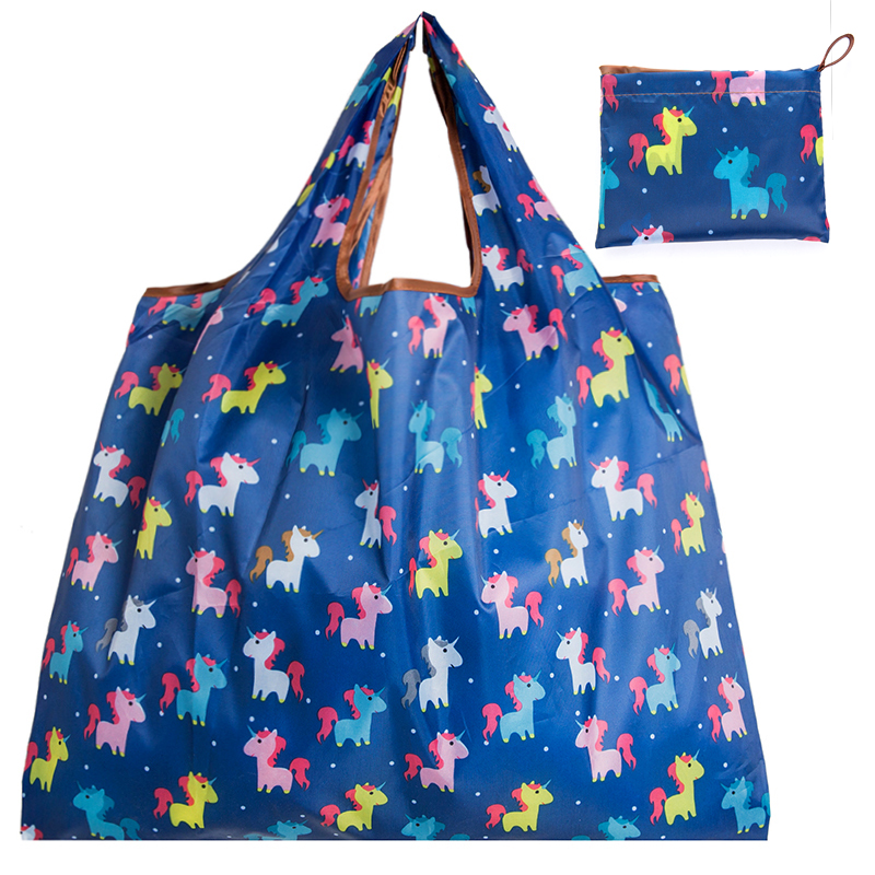 <font><b>Magic</b></font> style 210t nylon large handbag environmental friendly reusable polyester portable shoulder <font><b>bag</b></font> various <font><b>folding</b></font> <font><b>bags</b></font> shoppi image