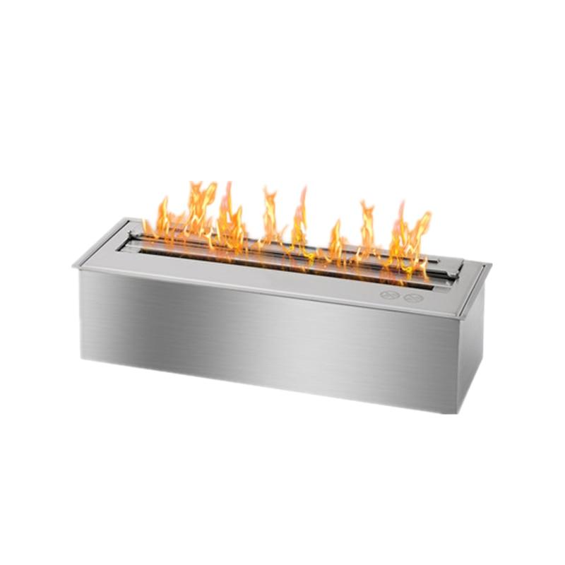 60 Inch Manual Burner Indoor Fireplace Burner