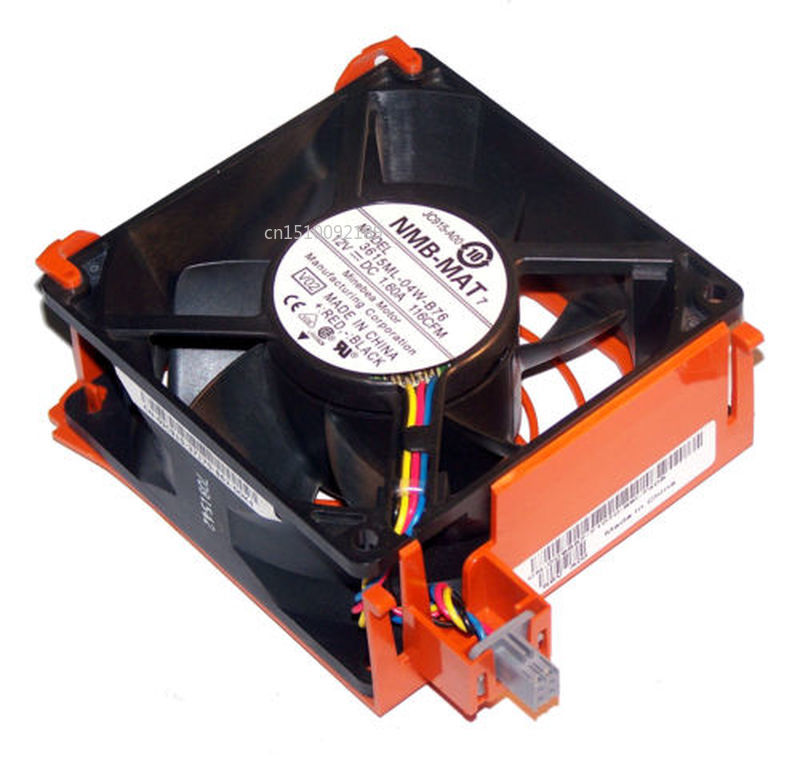 CPU COOLING FAN FOR 1900 PE2900 FAN C9857 JC915 Server Cooling Fan Assembly 3615ML-04W-B76 PE1900 2900 Free Shipping