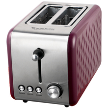 цены battery powered electric 2 slice bread pop-up toaster